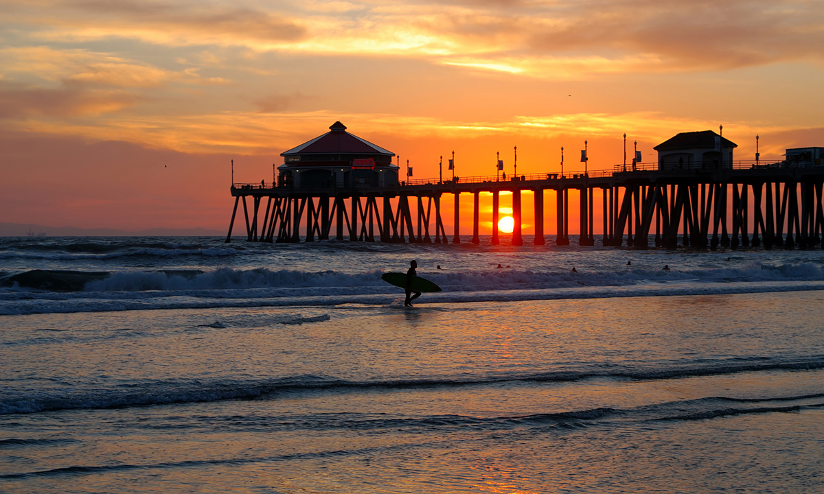 Opiniones de huntington beach california for The huntington